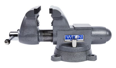 "Wilton 28808 Tradesman 1780A Vise, 8"" Jaw Width, 6-3/4"" Jaw Opening, 4-3/4"" Throat Depth"
