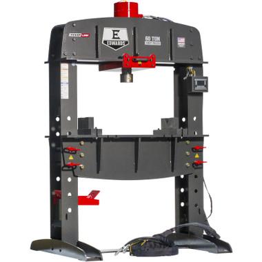 Edwards HAT8050 60 Ton Shop Press with PLC