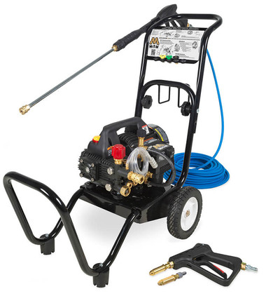 Mi-T-M CM-1400-0MEC-M Portable Mister Pressure Washer Combo