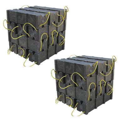 AME 15260 Super Stacker Cribbing | Set of 2