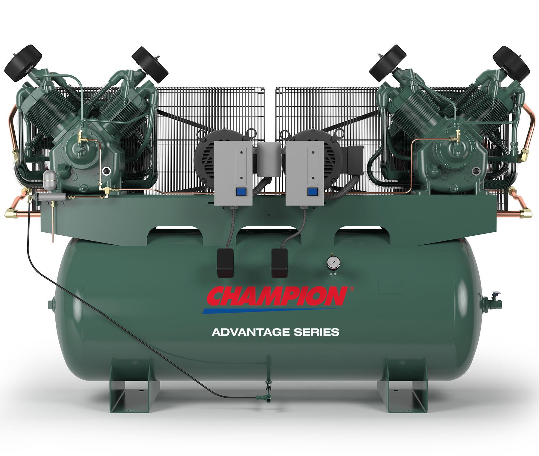 Champion Advantage Series Air Compressors on