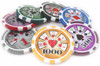 Poker Chip Set High Roller 300pc 14g Clay with Carry Case & FREE OFFER