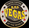 Poker Chip Set Las Vegas 500pc 11.5g with Carry Case & FREE OFFER
