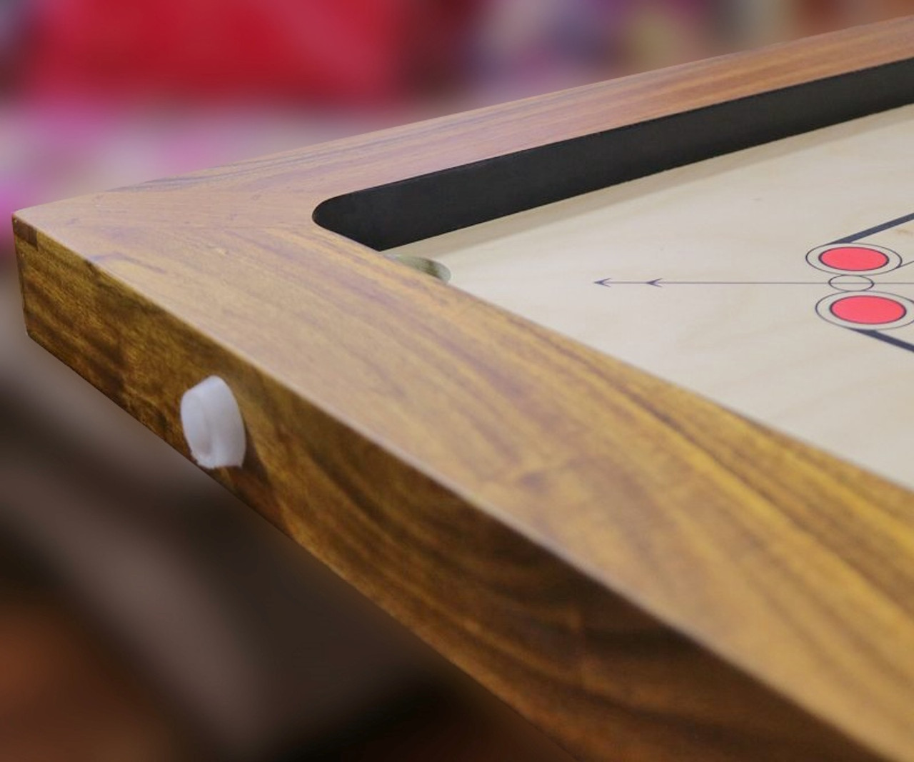 Carrom Board CHAMPIONSHIP NATURAL & BONUS FREE OFFERS