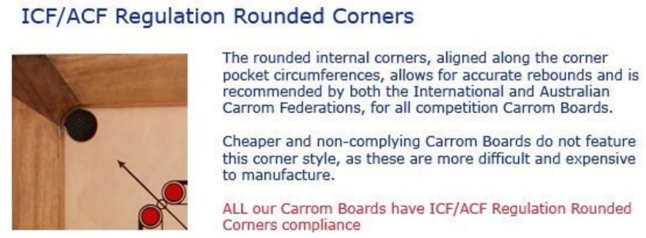 Carrom Board CLASSIC & BONUS FREE OFFERS