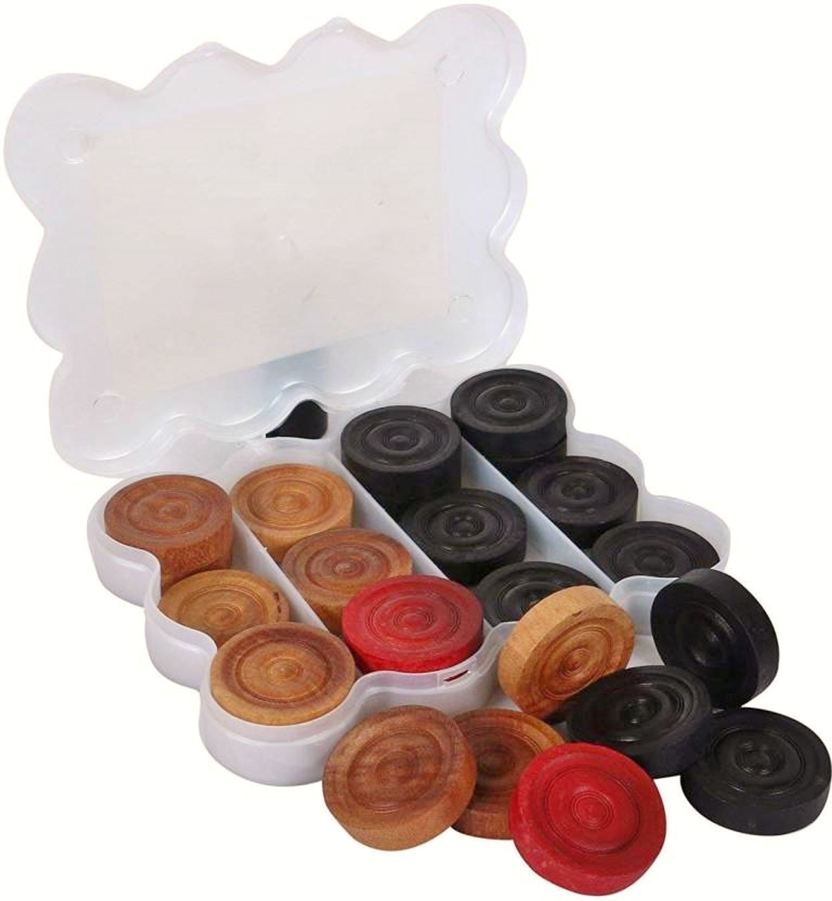 Carrom Championship Coin Set  Regulation Approved PLUS FREE BONUS OFFER