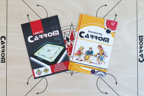 Rules of Carrom & Introducing Carrom Book