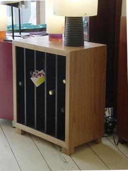 Wine Cabinet, 5x6, US Oak, Barbi