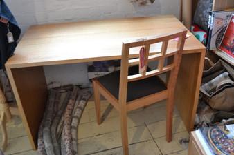 Desk, Ash 1200x700mm