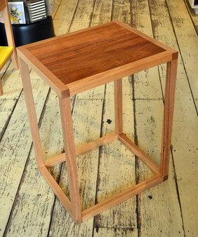 Occasional table in Blackwood and Victorian Ash