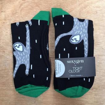 TIGHTOLOGY soxygen crew socks
