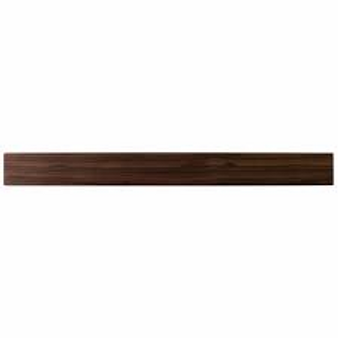 CHEF TECH magnetic knife rack walnut 60cm