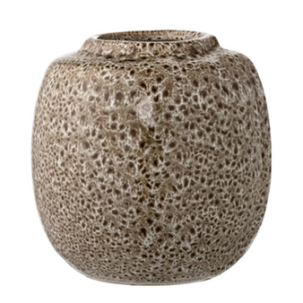 BLOOMINGVILLE vase brown