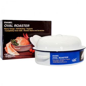 FALCON ENAMEL oven roaster 30cm
