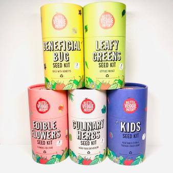 LITTLE VEGGIE seed kit