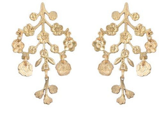 WE DREAM IN COLOUR petite jardiniere earrings