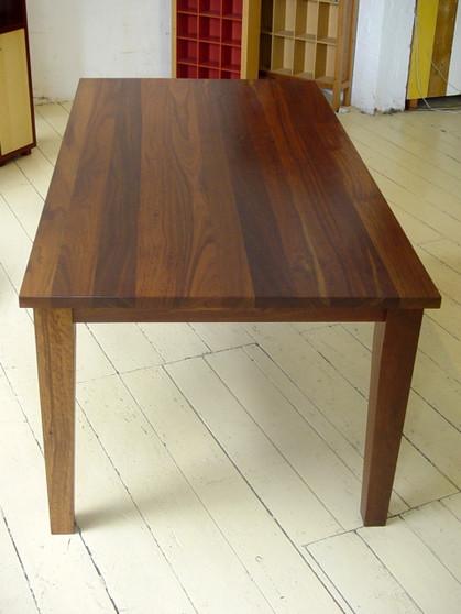 Jarrah table