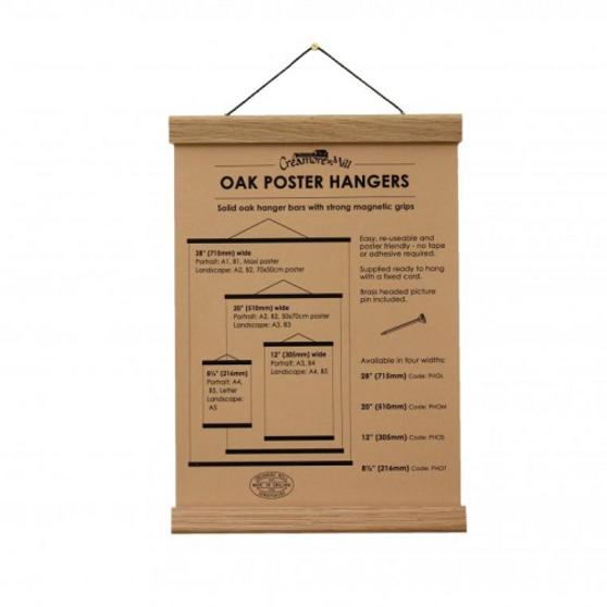 CREAMORE MILL poster hanger 216mm