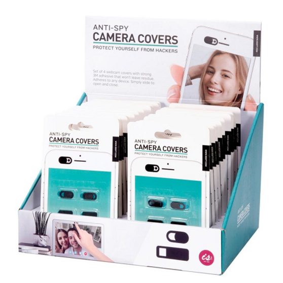 IS GIFT anti-spy camera covers