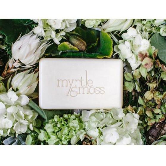MYRTLE&MOSS hand soap