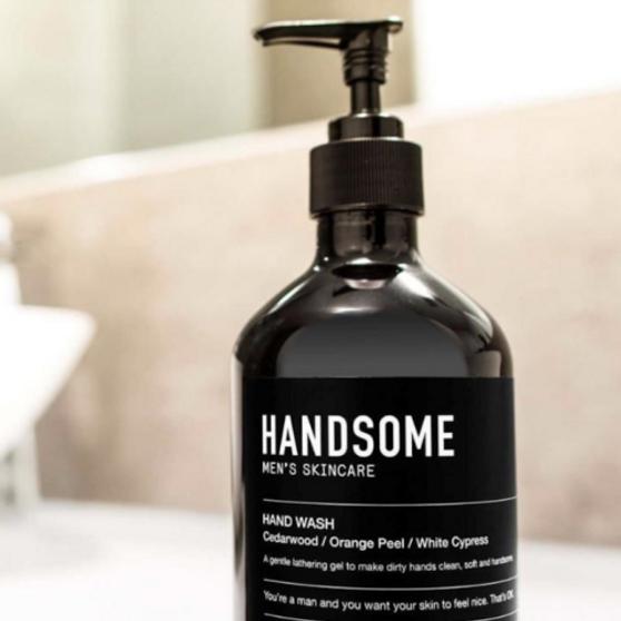 HANDSOME hand wash