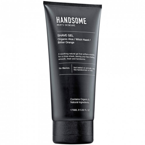 HANDSOME shave gel