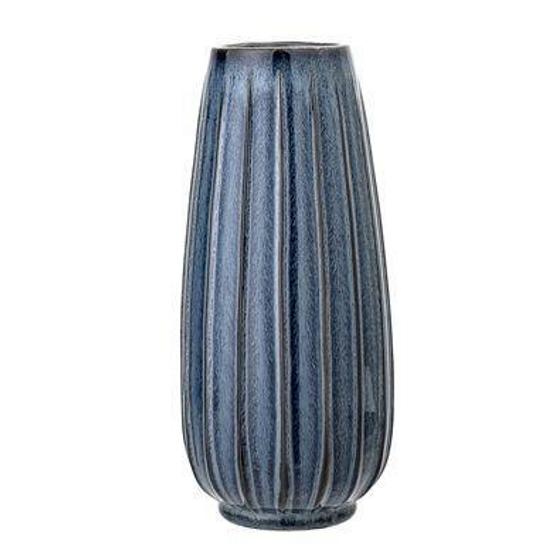 BLOOMINGVILLE vase blue