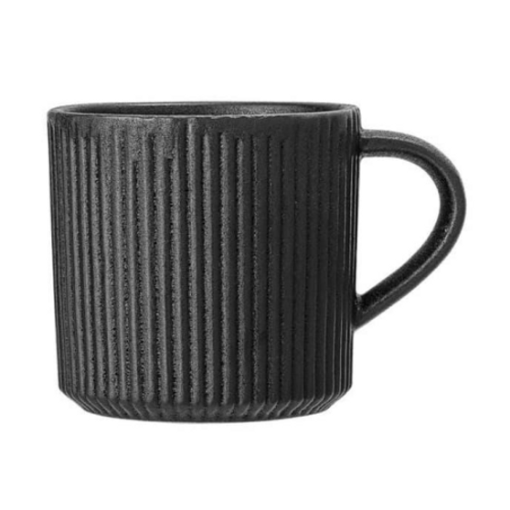 BLOOMINGVILLE mug neri black