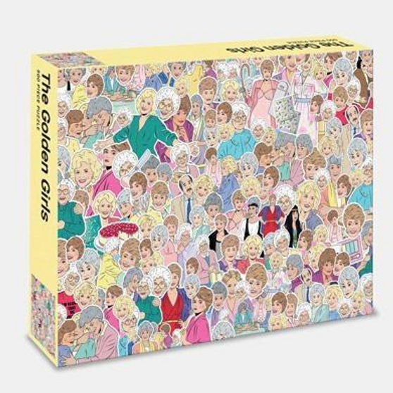 HARDIE GRANT golden girls jigsaw puzzle