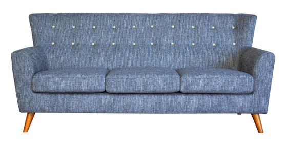 Stunning 3 seater sofa Measurements: 1640w x 770d x 780h