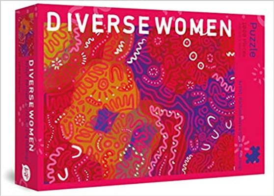 HARDIE GRANT diverse women 1000pc puzzle