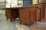Partners desk, Jarrah