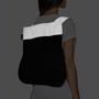 NOTABAG reflective bag and backpack