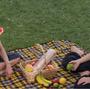 OTTO & SPIKE picnic rug