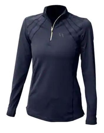 Odele Women's P4G Long Sleeve Blue