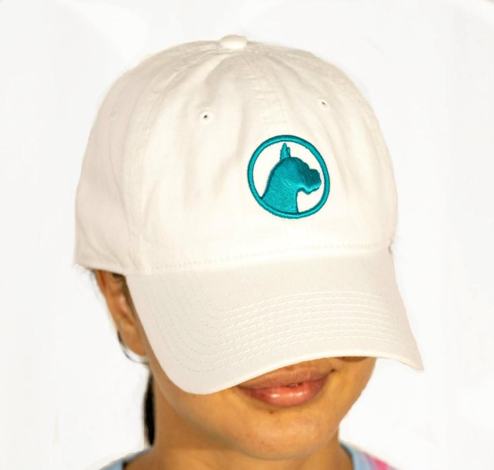 CoCo's Monkey Original Icon Hat White