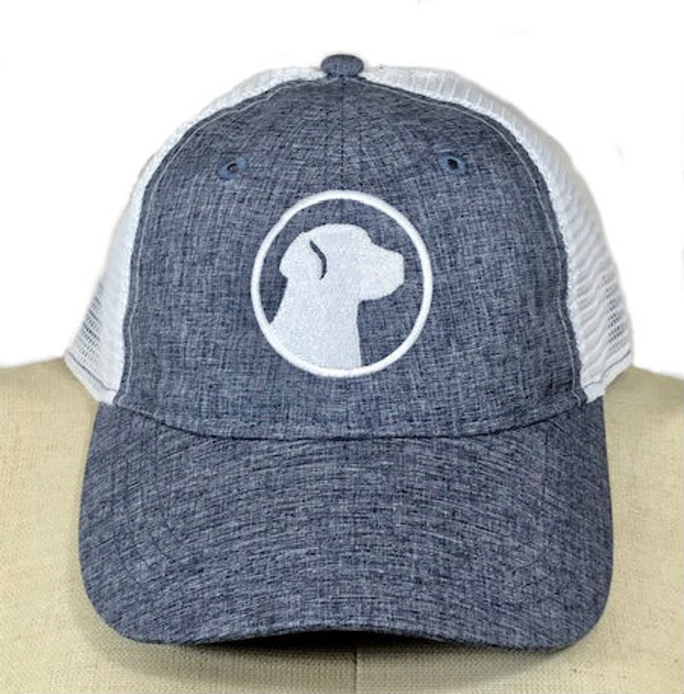 The Soggy Dog Chambray Icon Hat Navy