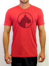 CoCo's Monkey Island Icon Soft Tee Rip Current Red