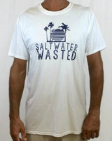 Saltwater Wasted Tee