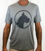 CoCo's Monkey Island Icon Soft Tee Shark Fin Grey