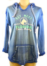 CoCo's Monkey Angel Pullover Barrier Blue