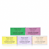 Luxury Soap Bar - Set Of 5 Variety Pack - Front