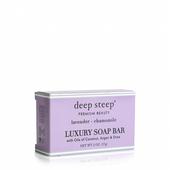 Luxury Soap Bar Lavender Chamomile - Front