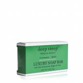 Luxury Soap Bar Rosemary Mint - Front