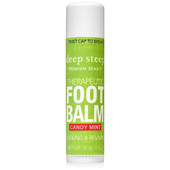 Foot Balm Candy Mint 0.5oz - Front