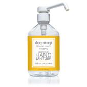 Hand Sanitizer Spray, Grapefruit - 17.5fl oz. - 70% Alcohol - Front