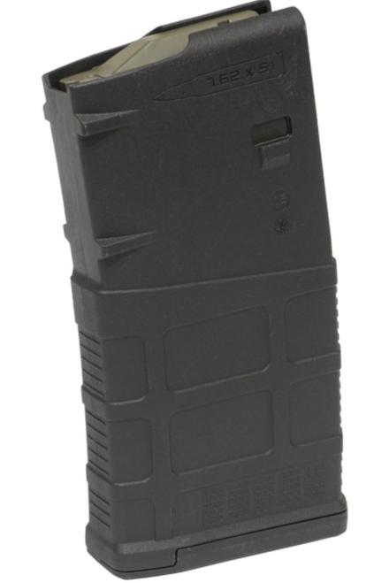 MAGPUL PMAG 20RD 7.62 LR/SR GEN M3 MAGAZINE - BLACK- REBUILD KIT