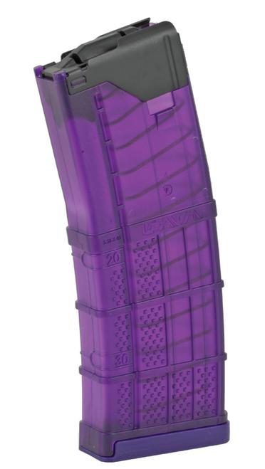 Lancer Systems L5AWM Translucent Purple- 30 Round- REBUILD KIT