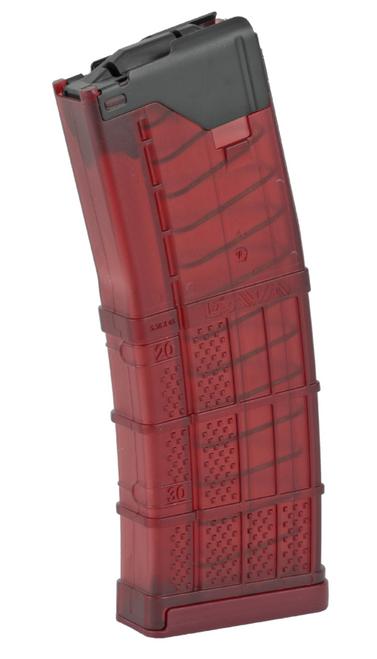 Lancer Systems L5AWM Translucent RED- 30 Round- REBUILD KIT