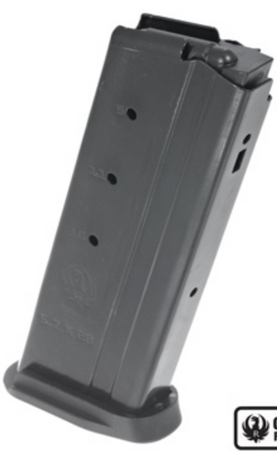 Ruger 57- 5.7X28mm- 20 Round Magazine- REBUILD KIT